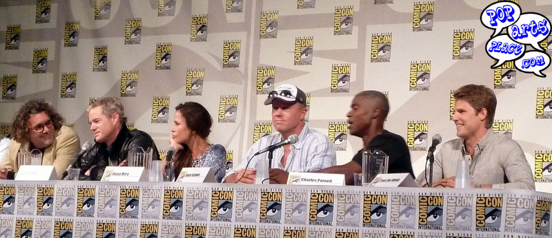 Cast of the Last Ship