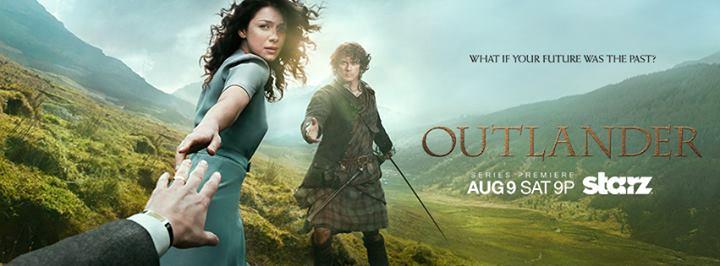 Outlander - on STARZ