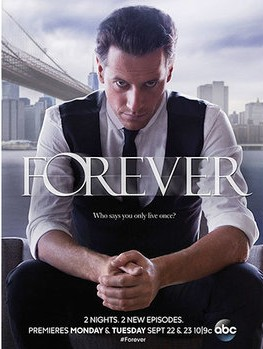 ABC's Forever, poster from the ABC.com Site