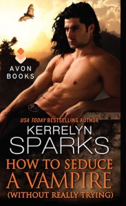 How To Seduce A Vampire by Kerrelyn Sparks