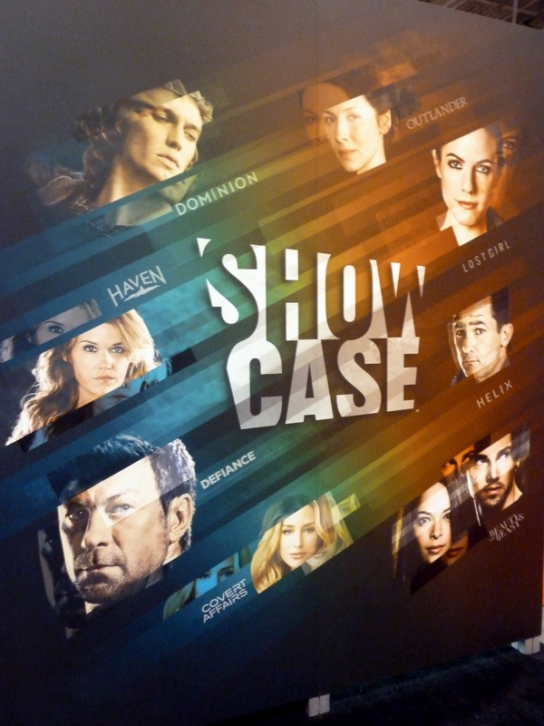 Showcase Fan Expo Poster
