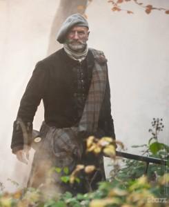 Outlander's Dougal