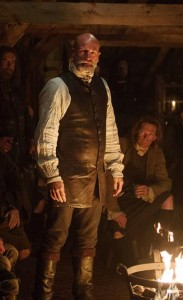 Dougal (Graham McTavish)  in Outlander