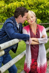 Cliff Harding & Grace Sherman (Sebastian Spence and Teryl Rothery) (C) 2014 Crown Media United States, LLC/Photographer: Katie Yu