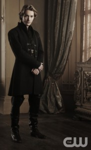 (C) CW Network, Toby Regbo as Prince Francis
