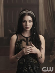 (C) The CW Network, Adelaide Kane as Mary Queen of Scots