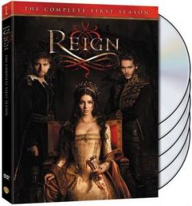 Reign CompleteSeason1