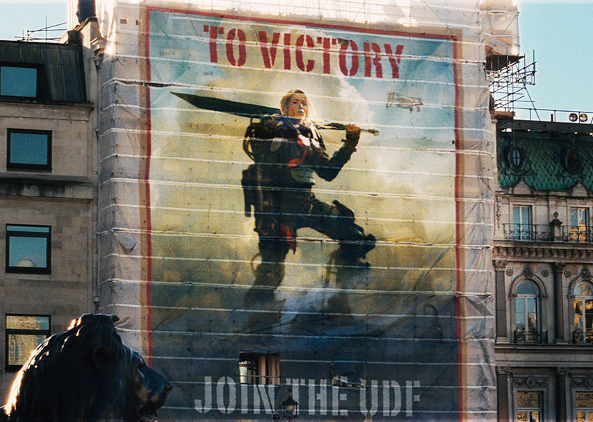 Edge of Tomorrow - Join The United Defense Force