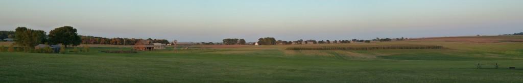 Ingalls' Homestead, near DeSmet, South Dakota