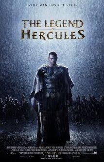 Kellan Lutz Hercules Poster